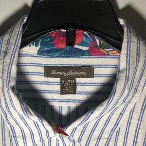 Tommy Bahama Women's Linen Shirt